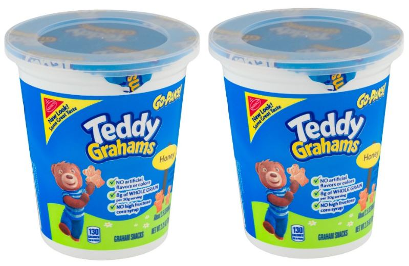 FREE Nabisco Teddy Grahams Go-Packs