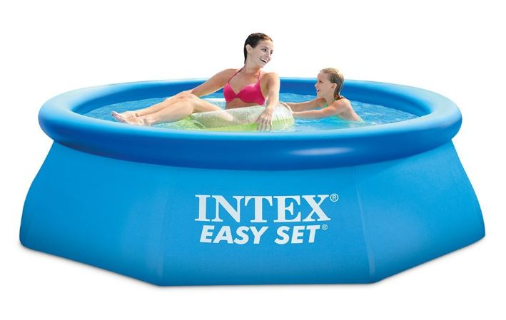 Intex Easy Set Pool Set with Filter Pump - 46% Off Regular Price