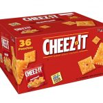Cheez-It Baked Snack Cheese Crackers (36 Count) Only$6.19 – Regular Price $12.39