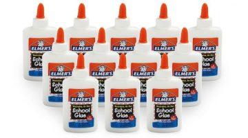 Elmer's Liquid School Glue Pack of 12 – 65% Off Regular Price
