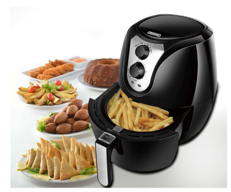 Emerald Air Fryer - 50% Off Regular Price + Free Shipping