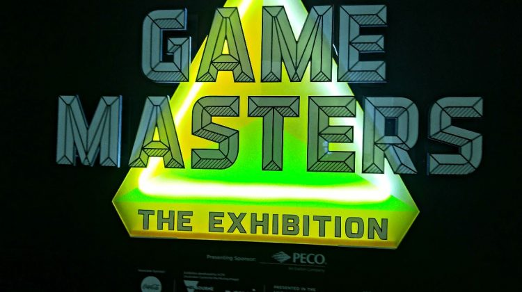 Game Masters: The Exhibition Review and Admission Ticket Giveaway