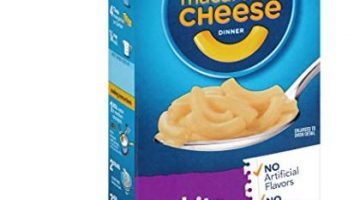 Kraft Macaroni and Cheese Dinner 8 Pack ONLY $5.76