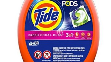Tide Pods Liquid Detergent Pacs Only $12.98 – Regular Price $20.50