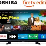 Toshiba 50-inch 4K Ultra HD Smart LED TV with HDR – Fire TV Edition Only $289.99 – Reg. Price $399.99