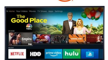 Toshiba 50-inch 4K Ultra HD Smart LED TV with HDR – Fire TV Edition Only$289.99 – Reg. Price $399.99