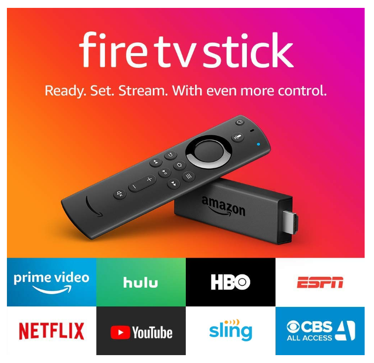 Fire TV Stick with Alexa Voice Remote ONLY $14.99 (Regular Price $39.99)