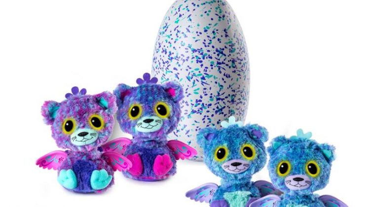 Hatchimals Surprise Hatching Egg With Twin Interactive Creatures 51% Off Regular Price