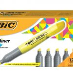 BIC Brite Liner Grip Highlighter 71% Off Regular Price