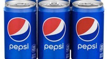 RARE Printable Pepsi Mini Can Coupon