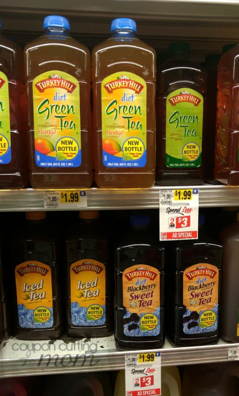 Weis: $5 for 4 Turkey Hill Iced Teas + FREE Turkey Hill Experience Admission Ticket