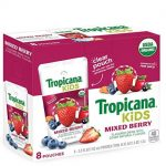 Tropicana Kids Organic Juice Drink Pouch 32 Count Only $9.58