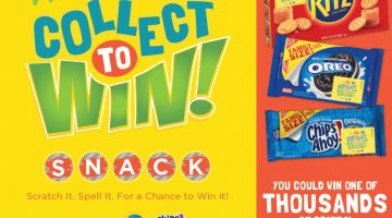 Play Collect to Win Games For a Chance to Win Great Prizes