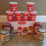 Giant Shopping Trip: $40 Worth of Breakstone's Sour Cream, Rubbermaid and More Only $4.50