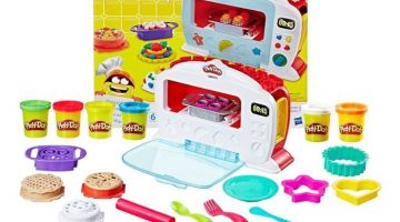 Play-Doh Kitchen Creations Magical Oven Only $16.49 – Regular Price $26.99