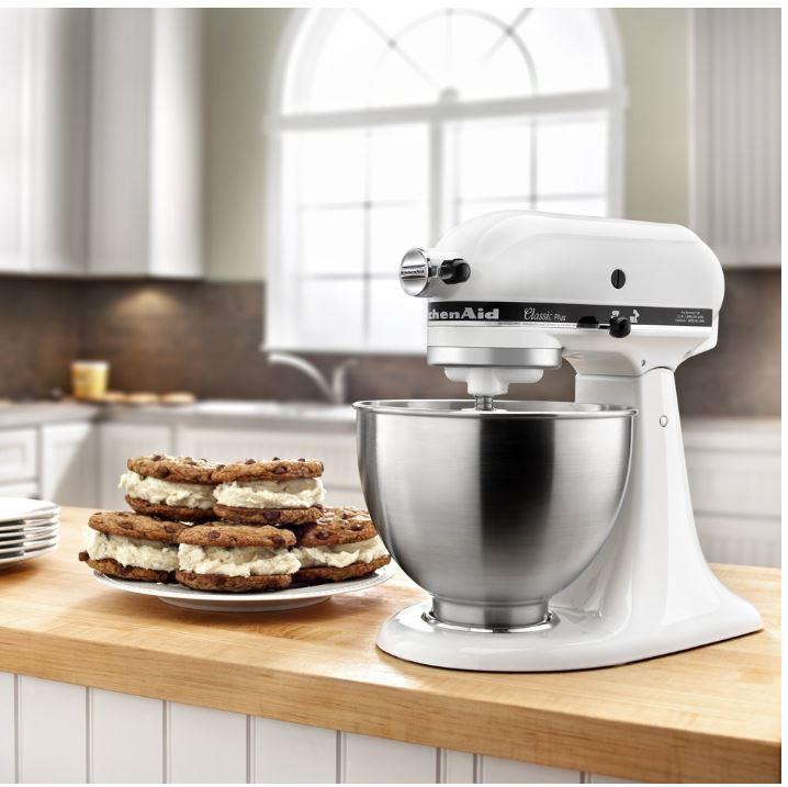 KitchenAid Classic Plus Series Mixer - 61% Off Regular Price
