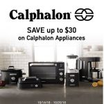 Save Up To $30 On The New Line Of Calphalon Items at Target
