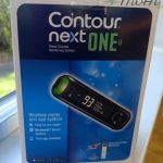 Contour Next One Blood Glucose Monitoring System FREE + $3.01 Moneymaker (Regular Price $19.99)