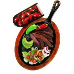 Lodge Cast Iron Fajita Set – 56% Off Regular Price
