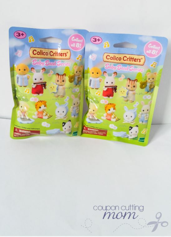 Check Out This Adorable Calico Critters Nursery Series