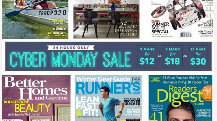 Magazine Deals Archives - Coupon Cutting Mom