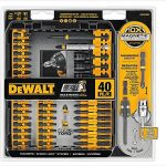 DEWALT IMPACT READY FlexTorq Screw Driving Set 50% Off Regular Price