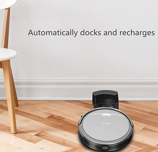 ILIFE A4s Robot Vacuum Cleaner Only$139.99 - Regular Price $249.99
