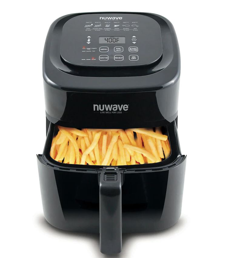 NuWave Air Fryer ONLY $70.99 - Regular Price $149.99