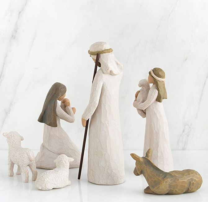 Willow Tree Nativity Set - 33% Off Regular Price