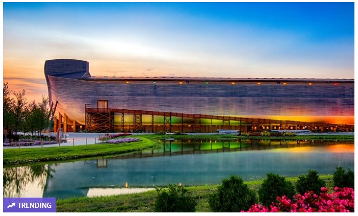 Ark Encounter and Creation Museum Admission Tickets Up To 35% Off Regular Price