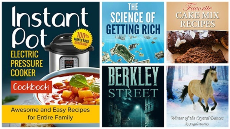 Free ebooks: Our Best Casserole Recipes, Monday Yoga + More Books