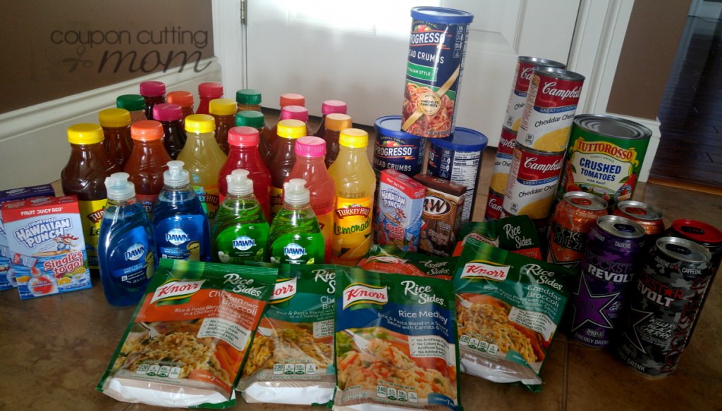 Giant Shopping Trip: $70 of Turkey Hill Tea, Knorr Rice Sides and More FREE After Points