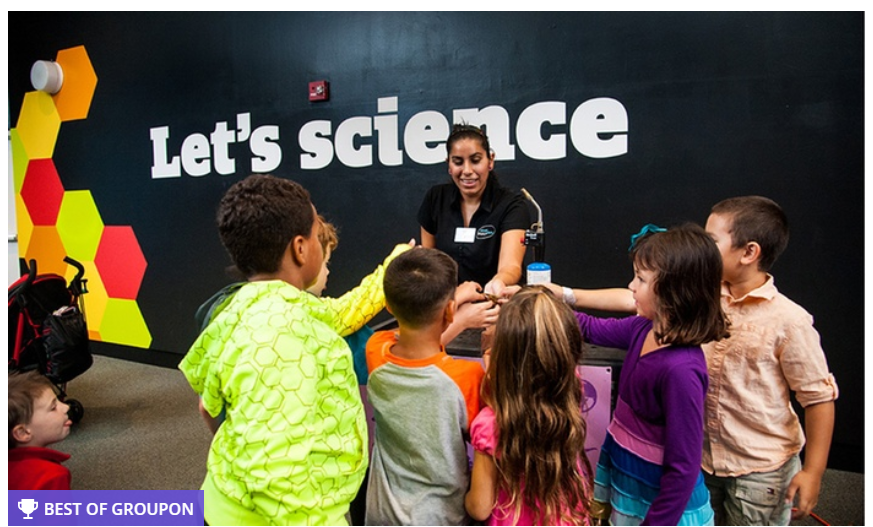 Maryland Science Center - 50% Off Admission Tickets