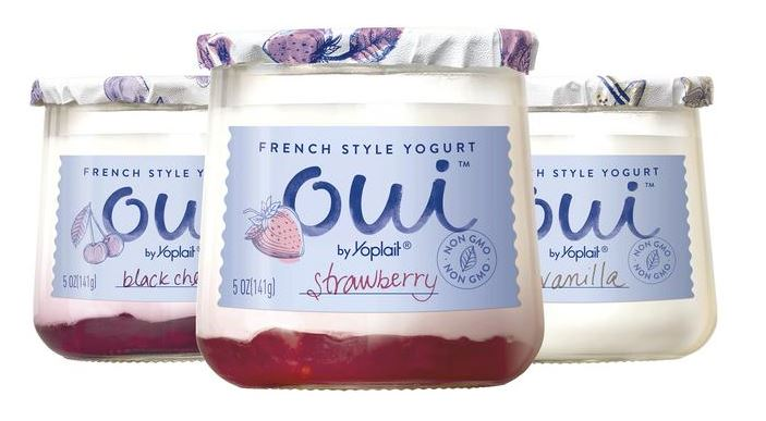 FREE Oui by Yoplait Yogurt With This Offer