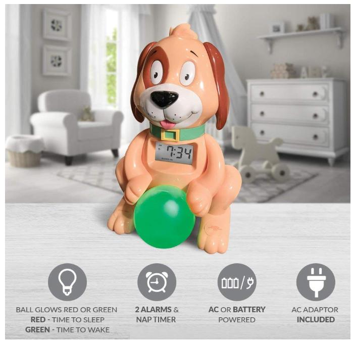 Sleep Training Alarm Clock for Kids Only$9.99 - Regular Price $39.99