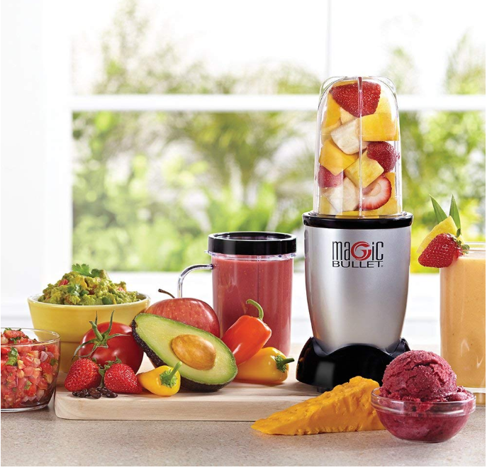 Magic Bullet Blender 11 Piece Set Only $25.49 - Regular Price $39.99