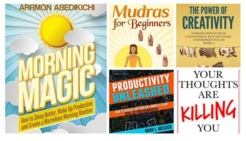 Free ebooks: Morning Magic, Productivity Unleashed + More Books