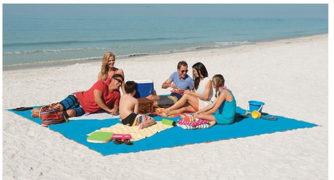 Sand Free Beach Mat - 68% Off Regular Price
