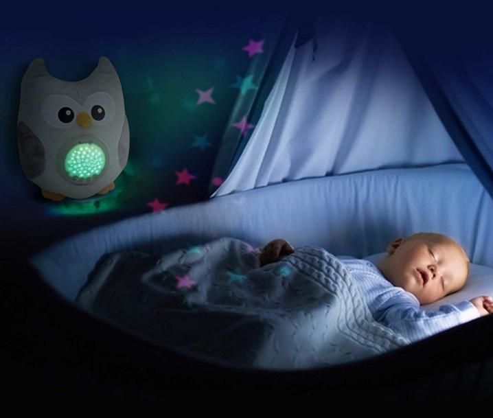 Bubzi Co White Noise Sound Machine & Sleep Aid Night Light Only $28.21 - Regular Price $64.97