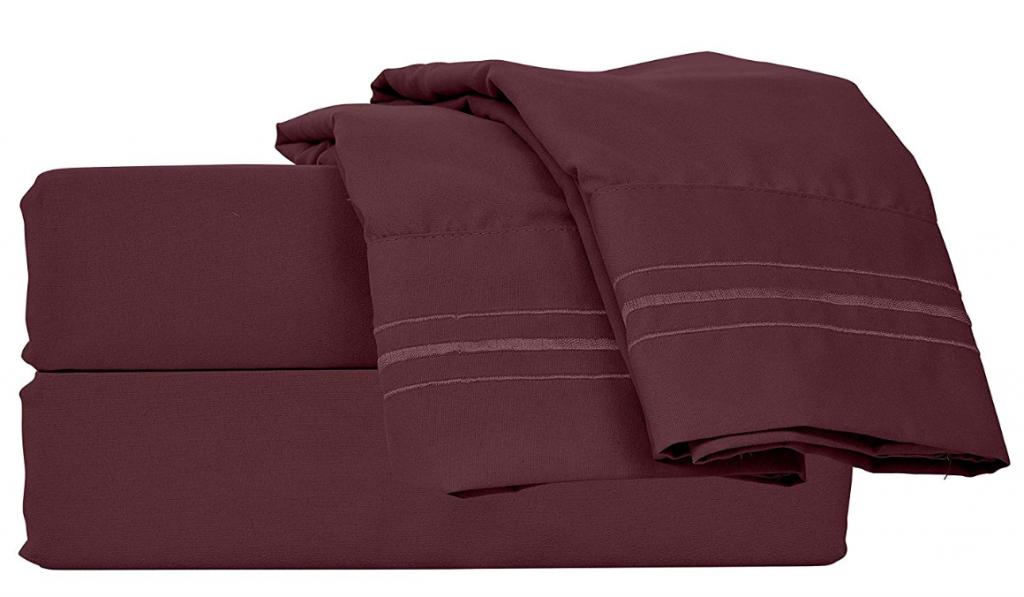 Style Basics Super Soft Brushed Microfiber Bed Sheet Sets Starting at $14.49