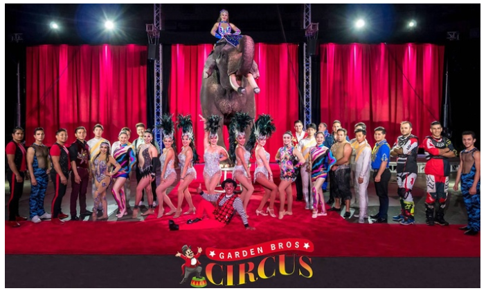 The Garden Bros. Circus - 47% Off Admission Ticket