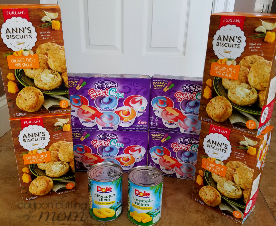 Giant Shopping Trip: $28 Worth of Ann's Biscuits and More ONLY $0.98 After Gas Rewards
