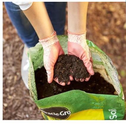 Miracle-Gro All Purpose Garden Soil ONLY $2 (Regular Price $4.28)