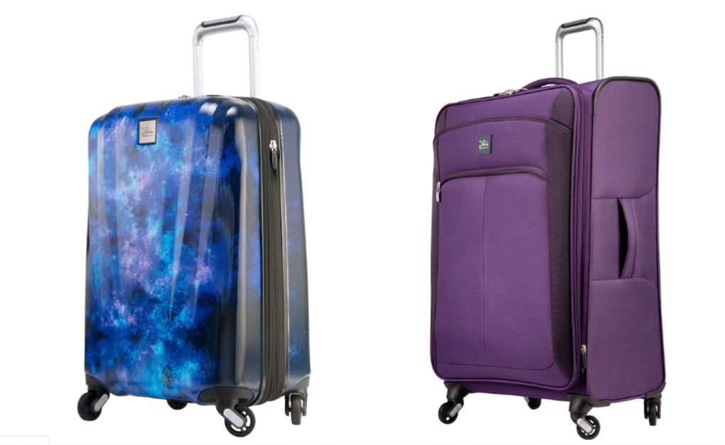 Skyway Oasis 3.0 Spinner Luggage ONLY $20.99 - Reg. Price $239.99