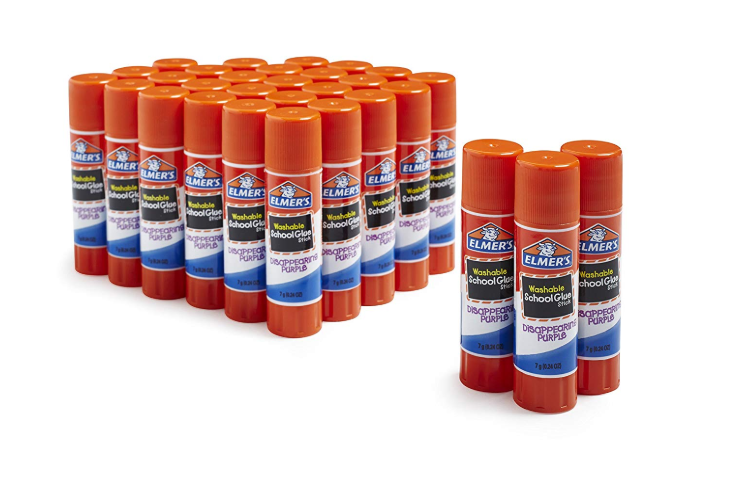 Elmer's School Glue 30 Pack - 56% Off Regular Price
