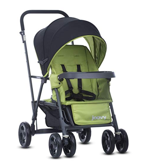 Joovy Caboose Graphite Stand On Tandem Stroller - 54% Off Regular Price