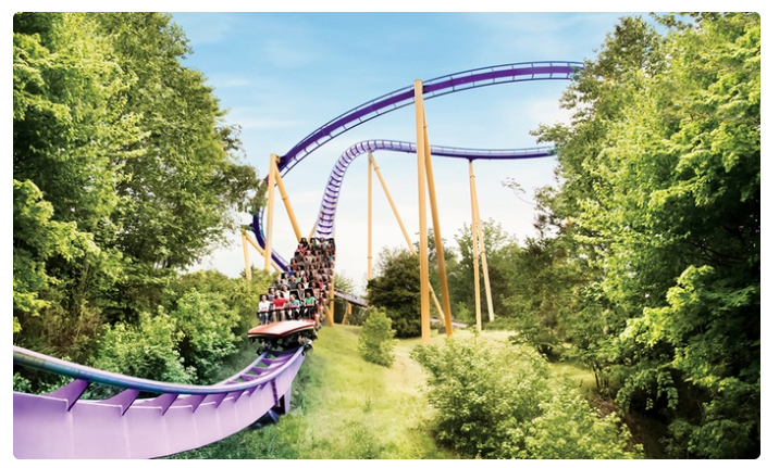 Busch Gardens Williamsburg and Water Country USA - 56% Savings On Admission Price