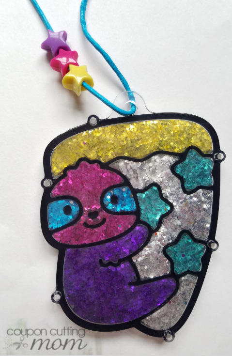Crayola Glitter Dots - All The Fun of Glitter Without Any Mess