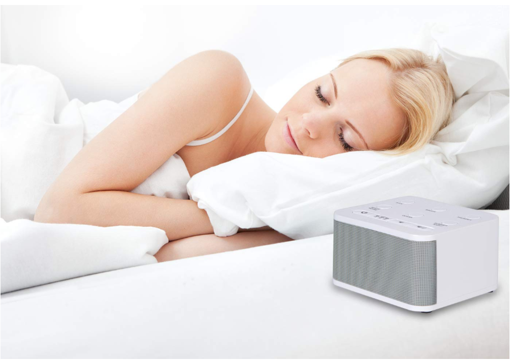 Big Red Rooster White Noise Machine - 60% Off Regular Price