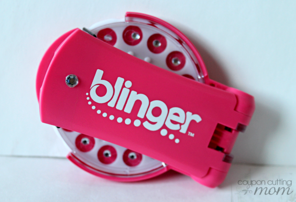 Blinger - New Glam Styling Tool That Brings Sparkle to Hair, Fashion and Anything